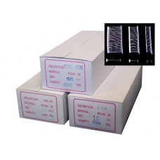 Nylon textielpins 15mm fijn 5000st Td30320015